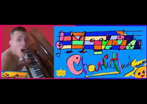 Charlie Handsomer – Bad Romance PIANO – AUDIO (cover)
